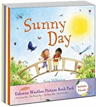 Weather Picture Book Pack