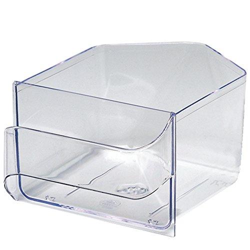 Westmark Einzelne Küchenschütte, 1 L, Venezia, Plastik, Transparent, 14 cm