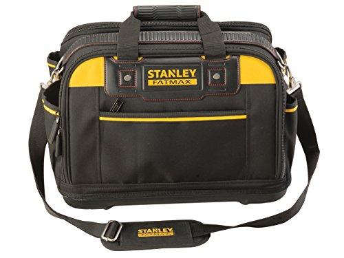 STANLEY FATMAX FMST1-73607 - Bolsa para herramientas de múltiple acceso, estructura rígida43 x 28 x 30 cm