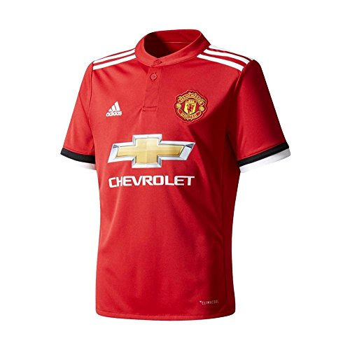 adidas Manchester United FC Home Youth Jersey [REARED] (M)