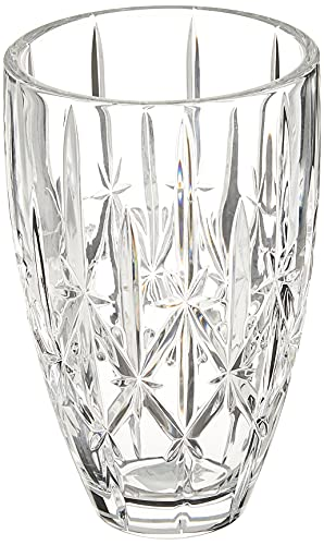 Marquis By Waterford Sparkle 9 Vase Crystal, Clear - 156611