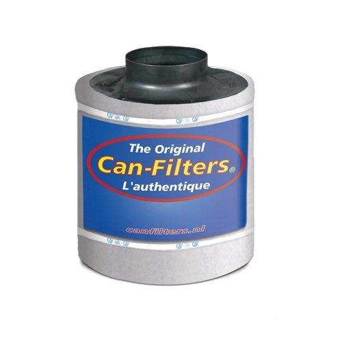 Filtre Anti-Odeur à Charbon 333 CAN Filters 350 m³/h (150mm)