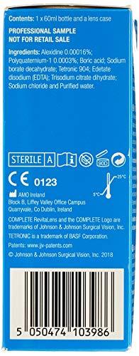 AMO Complete RevitaLens MPDS, (3 x 300 ml + 3 XLC) - 2