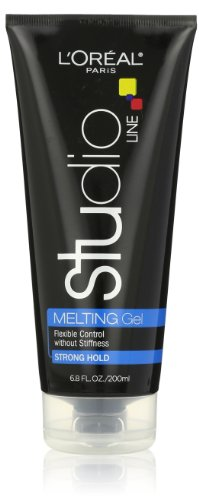 L'Oreal Paris Studio Line Melting Gel, Strong Hold, 6.8 Fluid Ounce by L'Oreal Paris