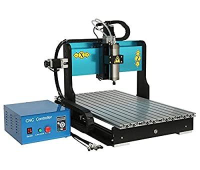 JFT 6040 CNC Router 3 Axis +Usb Port +Mach 3 CNC Carving Engraving Machine