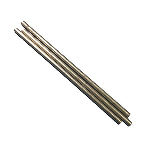 Magnesium Rod AZ61 6mm Magnesium Metal Bar