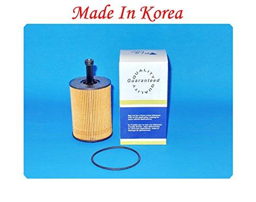 1 Engine Oil Filter SOE8113 / L38113 MADE IN KOREA Fits: AUDI A3 06-13 TT 04-09 VWBEETLE 13-14 CC 09-12 EOS 07-08 EUROVAN 01-03 GOLF 03-14 JETTA 02-14 PASSAT 06-10 R32 2008