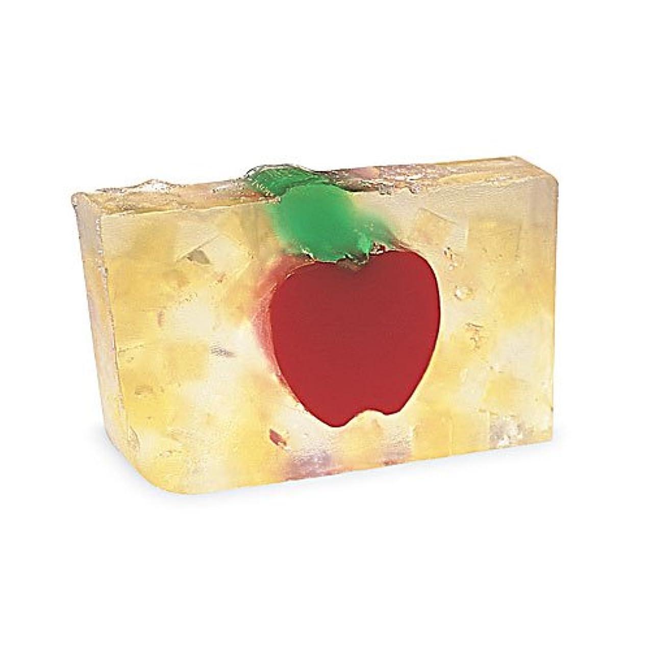 リフレッシュ静脈重要な役割を果たす、中心的な手段となるプライモールエレメンツ アロマティック ソープ ビッグアップル 180g 植物性 ナチュラル 石鹸 無添加