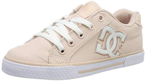 DC Shoes Damen Chelsea Tx-Shoes for Women Sneaker, Orange Peachie Peach PEC, 41 EU