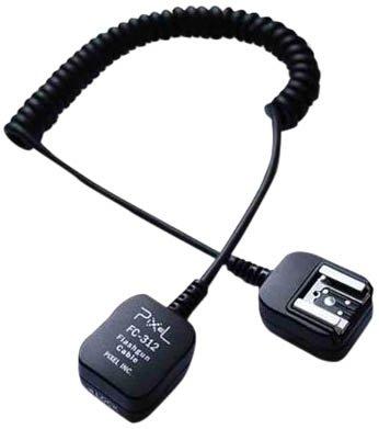 Pixel FC-312/S i-TTL - Cable Extensible Compacto Flash