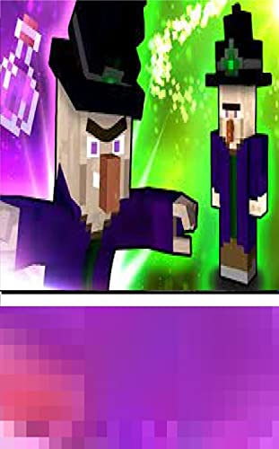 Minecraft_ 5 Things You probably didn't know about the Witch: Ultimate Minecraft Books for Kids (English Edition)