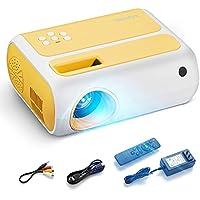 Uyole W10 4500-Lumens Portable LED Pico Projector