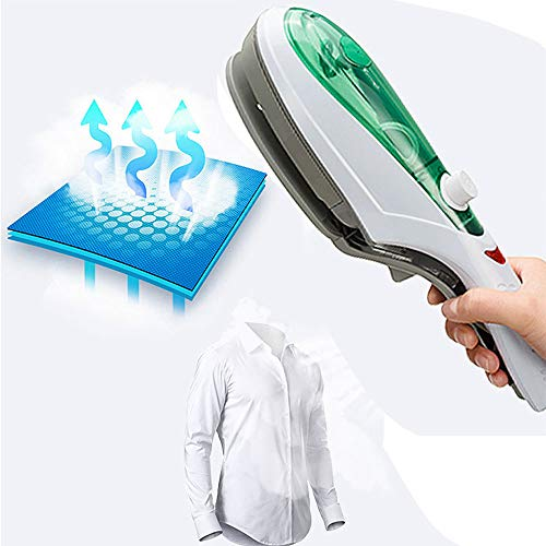 Plancha de vapor vertical portátil con cepillo de vapor para prendas de 1000 W para generador de vapor manual para plancha de ropa interior