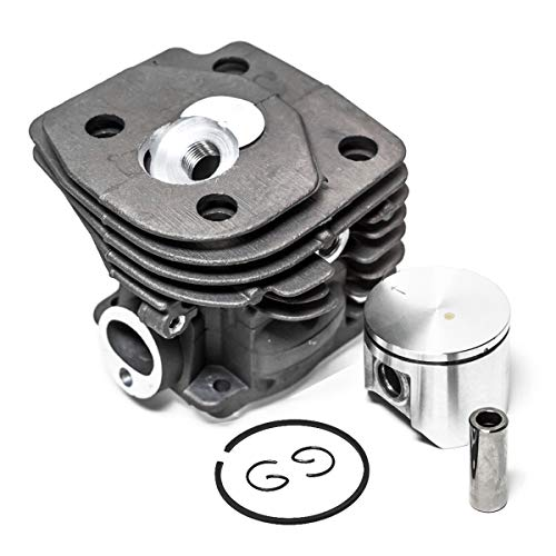 47MM Cylinder Piston Kit Compatible with Husqvarna Husky 357 359 REP 537 15 73 02 Missouri