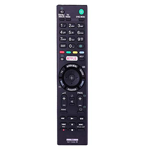 Sostitutivo RMT-TX200E telecomando per Sony TV LED LCD TV KD-49XD7004 KD-49XD7005 KD-55XD7004 KD-55XD7005 KD-65XD7004 KD-65XD7005 KD-50SD8005 KD-43X80007 KD-49X70007 KD-49X70007