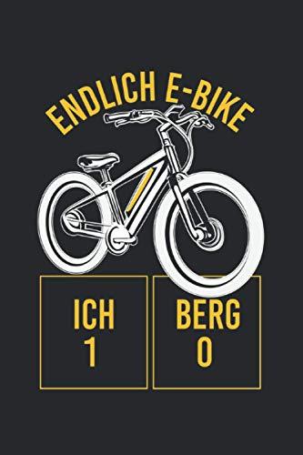 Endlich E-Bike Ich 1 Berg...