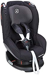 Install using the car's seat belt and the integrated belt tensioner ensures a solid fit Spring-loaded, stay open harness to make buckling up your toddler easier as the harness stays out of the way Simultaneous harness & headrest adjustment can be ope...