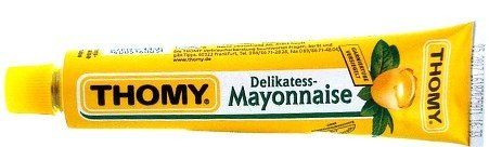 Thomy Delikatess Mayonnaise in Tube (200 G) by Thomy