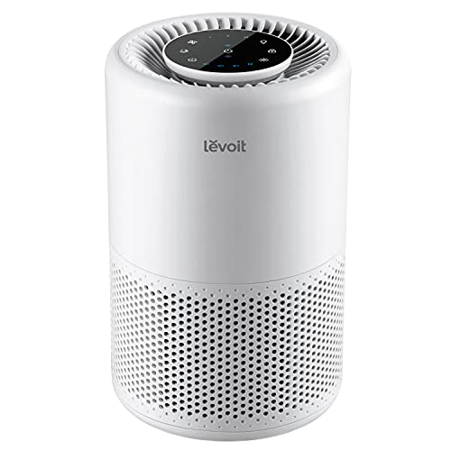 LEVOIT Smart WiFi Air Purifier for Home, Alexa Enabled H13 True HEPA Filter for Allergies, Pets,...