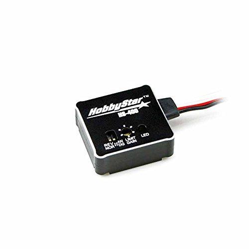 HobbyStar Automatic Stability Control Gyro For RC Car, Drift Assist, Black