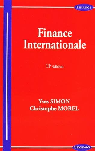 Image OfFinance Internationale, 11e Ed.