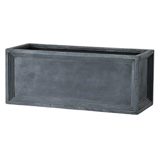 ファイバー製 軽量植木鉢 LLブリティッシュ Pプランター 100cm 大型植木鉢