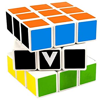 V-Cube 5206457000159 3 Cube Toy White/Multicolor