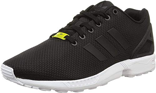 adidas Zx Flux, Zapatillas Unisex, Multicolor (Negro / Blanco), 44 2/3 EU