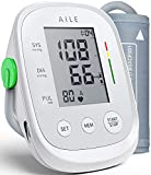 """[2021] AILE Blood Pressure <span class='highlight'>Monitors</span> for Home Use, Blood Pressure Machines for Home Use, Blood Press Monitor Upper <span class='highlight'>Arm</span> Large Cuff 8.7""""-16.5"""" ( Blood-Pressure Monitor Large Cuff ), 2*99 Readings"""