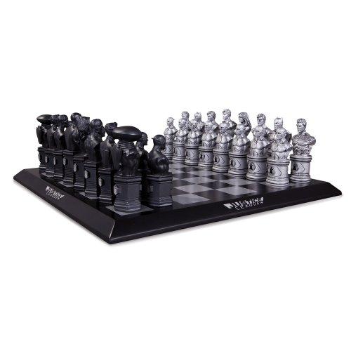 DC Collectibles Justice League Chess Set
