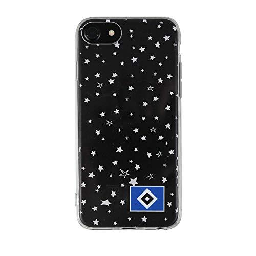 Hamburger SV HSV-fodral – sockerpass – smartphone-fodral lämpligt för nya Apple iPhone SE och iPhone 8/7