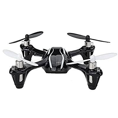 HUBSAN H107L X4 Quadcopter Drone 2.4GHz 6-Axes Gyro Flips 360 ° LED