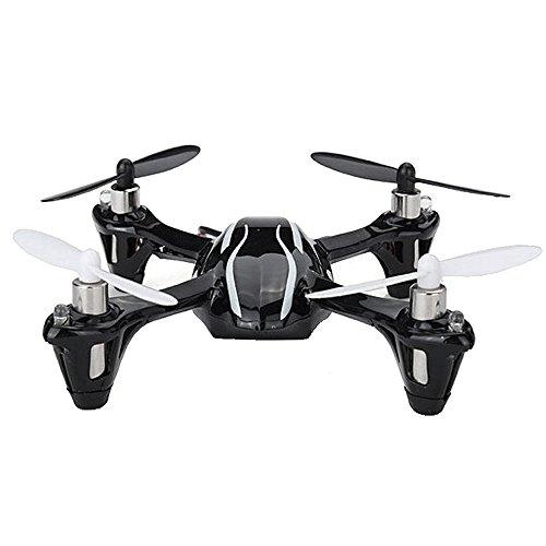 Hubsan H107L X4 Quadricoptère Drone 2.4Ghz 6-Axes Gyro Flips 360 ° LED