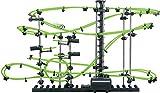 Vinsani [195 PCS 10 Meter Level 2 Glow In The Dark Marble Run Roller Coaster