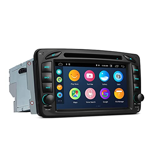 XTRONS Android 10 Double Din Car Stereo Radio DVD Player 7'' Touch Screen...