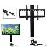 700mm TV Lift elektrisch höhenverstellbar für Plasmabildschirme 26'-57' TV DHL
