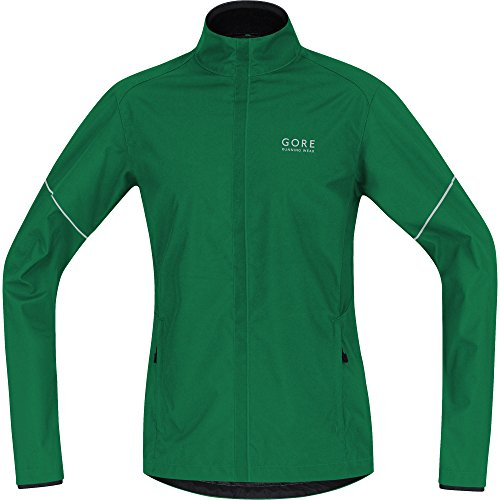 Gore Running Wear Jwesnp Essential Windstopper Active Shell Partial Giacca, Uomo