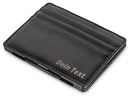 JAIMIE JACOBS ® Portafoglio Magico, Magic Wallet Flap...