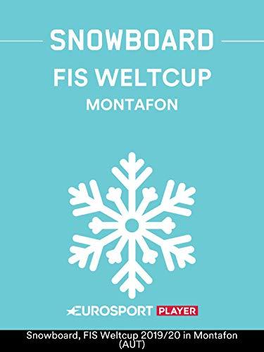 Snowboard: FIS Weltcup 2019/20 in Montafon (AUT) / Snowboardcross