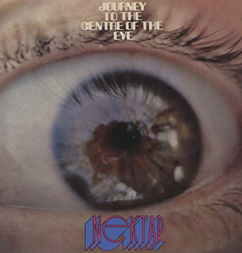 Journey to the Center of the Eye [Vinyl LP]
