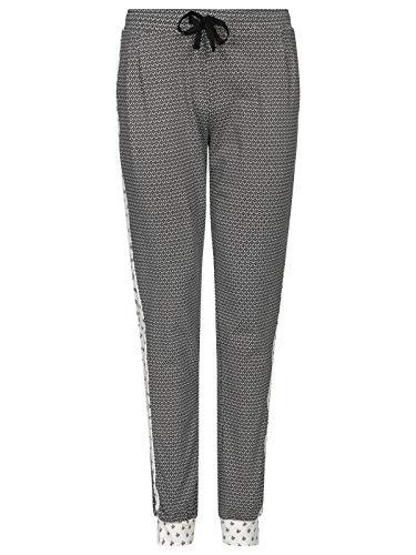 Vive Maria La Fillette Pyjama Pants Black Allover, Größe:L