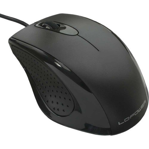 LC Power M710B Scroll-Rad, PC-Maus, PC/Mac, 2-Wege
