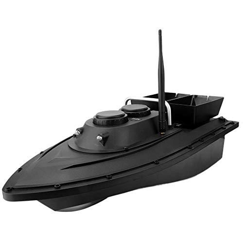 Barco de Cebo de Pesca, 100-240V 500M 1.5kg Carga 5.4km/h Co