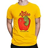 Red Apple Cigarettes Hombres Película camiseta