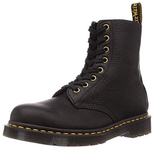Heren Dr Martens 1460 Pascal Ambassador Soft Leather Fashion enkellaars - zwart - 41