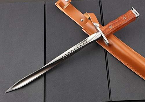 sehr seltenes extremst *3-Klingen* AK-47 CCCP Bajonett - Kampfmesser - Jagdmesser - Hirschfänger - Saufänger - Saufeder - VORSICHT! extreme Spitze und scharfe 3 Klingen!