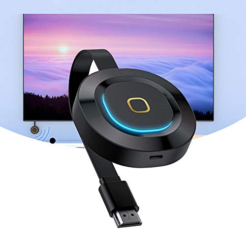 NZYMD Wireless Display Adapter 4K Screen Mirroring 5G/2.4G Support Miracast Airplay DLNA From Ios Android Phone Laptop To TV Projector