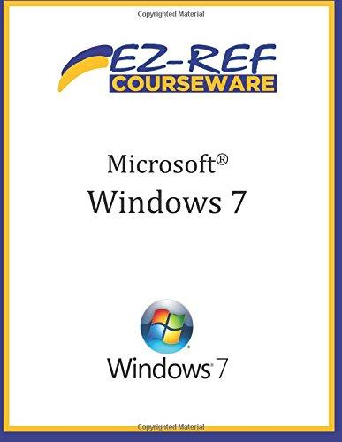 Microsoft Windows 7: (Student Manual)