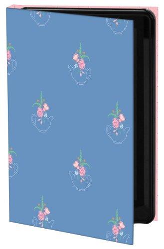 Keka Designer beschermhoes voor Apple iPad Mini Design theepot van Lady Sippington