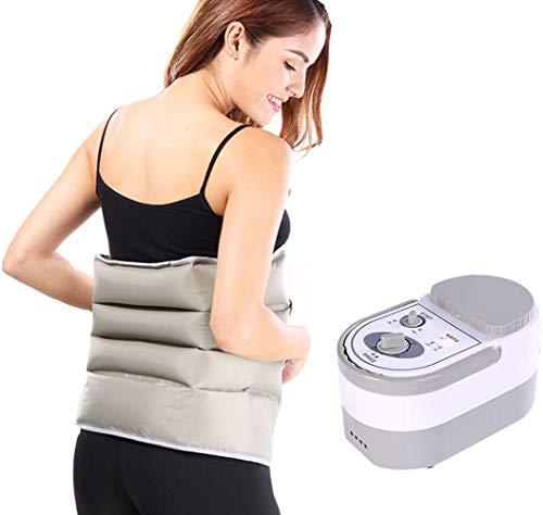 2020 masaje de la pierna Presoterapia Drenaje Linfático Máquina De Aire Presión de entrada masajeador de pies pierna del brazo del cuerpo masajeador desintoxicación corporal adelgazante,Package4